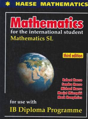 Mathematics SL 3rd Edition