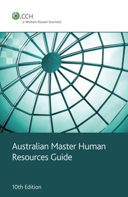 Australian Master Human Resources Guide