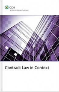 Contract Law in Context