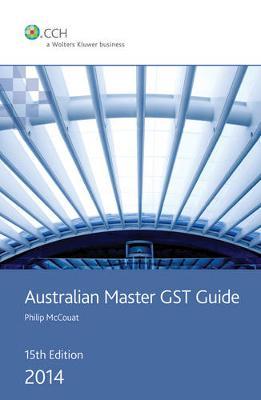 Australian Master GST Guide 2014
