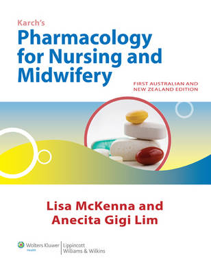 Ebook : Karchs Pharmacology for Nursing & Midwifery ANZ ed