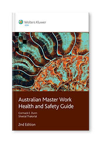 Australian Master Work Health and Safety Guide 2nd Edition