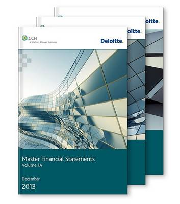Master Financial Statements Pack