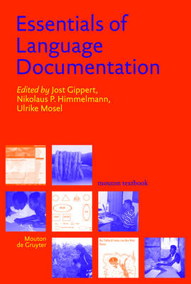 Essentials of Language Documentation
