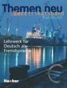 Themen Neu Zertifikatsband: Kursbuch