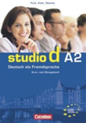 Studio D A2: Deutsch Als Fremdsprache: Teilband 1: Kurs- Und Ubungsbuch
