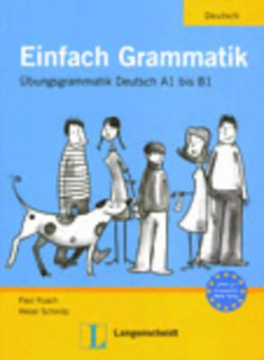 Einfach Grammatik: Einfach Grammatik