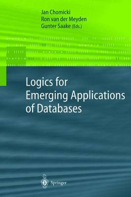Logics for Emerging Applications of Databases