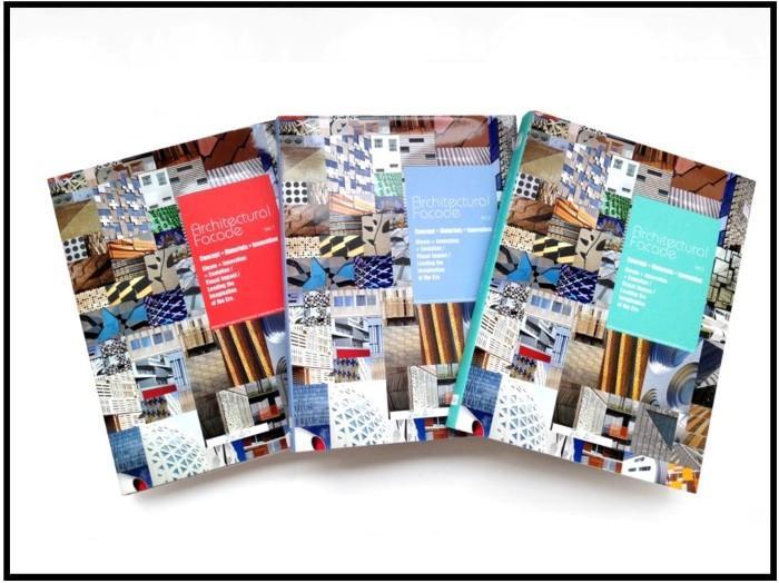 Architectural Facade : 3 Volume Set
