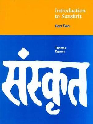 Introduction to Sanskrit: Pt. 2