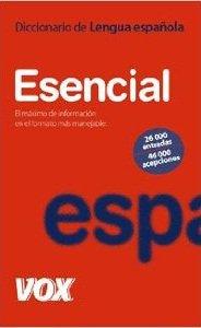 Diccionario Esencial de la Lengua Espanola - Spanish Langauge