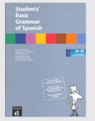 Students' Basic Grammar of Spanish: Book