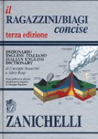 Dizionario Inglese-Italiano / Italiano-Inglese
