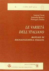 Le Varieta Dell Italiano Manua