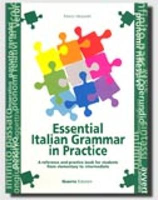Grammatica Essenziale Della Lingua Italiana Con Esercizi: Essential Italian Grammar in Practice - Book (English Edition)
