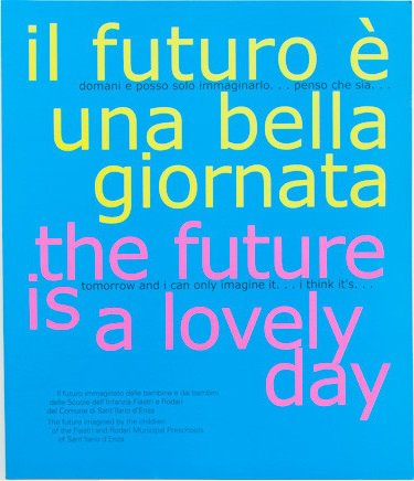 The Future is a Lovely Day: Tomorrow & I Can Only Imagine it... I Think it's...