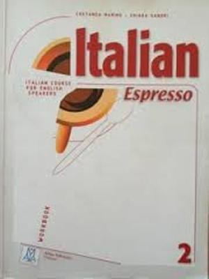 Italian Espresso: Workbook 2